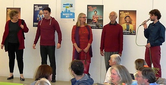 Fairtrade-Modenschau - by Eva Schorno161